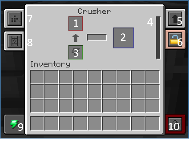 Crusher GUI