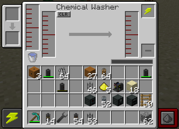 Chemical Washer - Official Mekanism Wiki