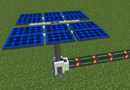 Advanced Solar Generator Official Mekanism Wiki