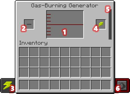 gas burning generator official mekanism wiki