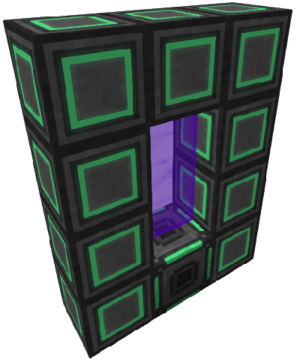 Teleporter Portal Official Mekanism Wiki - Minecraft teleport player to dimension