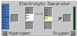Electrolytic Separator - Official Mekanism Wiki